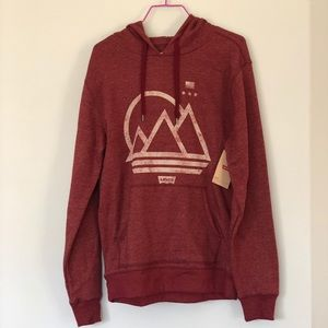 Levi's Hoodie Small